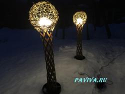 купить уличный светильник