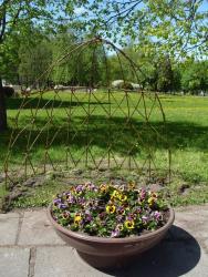 Садовая беседка