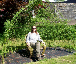 Садовая беседка цена