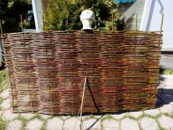 Плетень для изгороди
