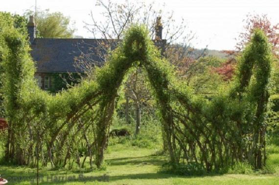 Арка садовая,арка для дачи