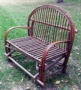 Венгерский диван садовый ,ручная работа,в старинном стиле