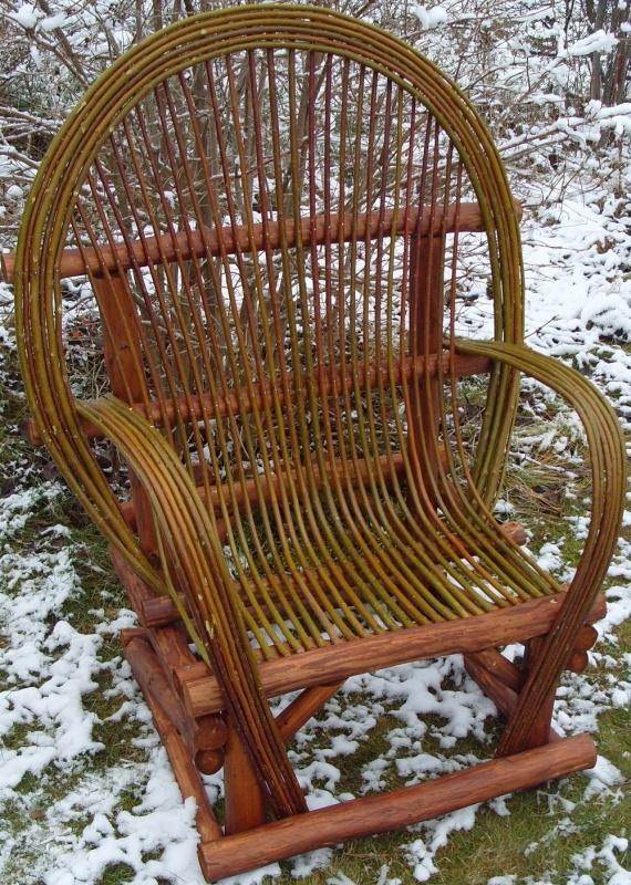 Кресло дачное,Кресло-трон В старинном Венгерском стиле