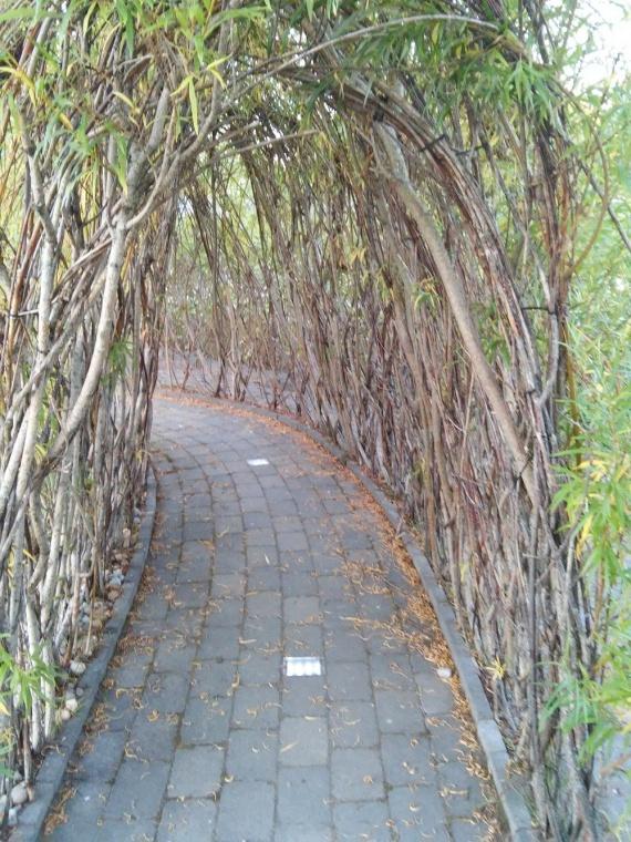 Купить арку садовую в спб