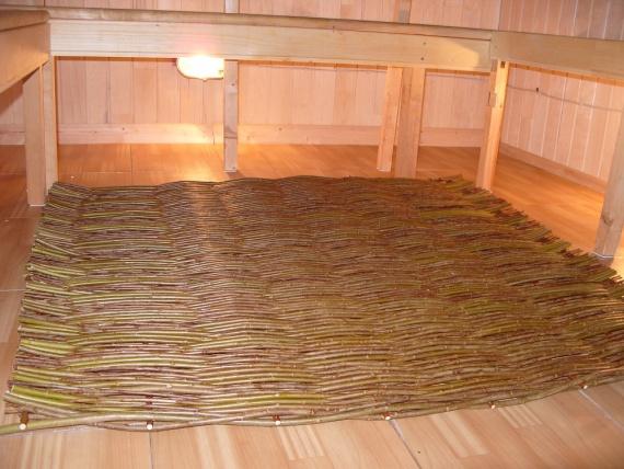 плетень в баню