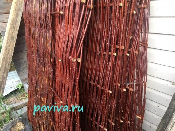 плетёная изгородь купить
