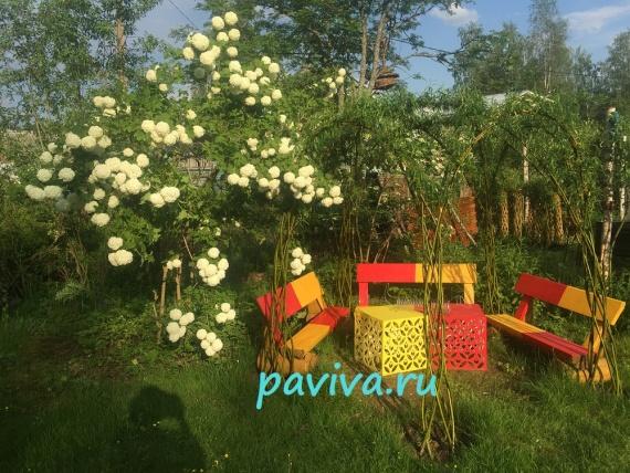 ландшафтное проектирование садов и парков