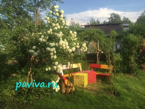 садовые беседки от павива