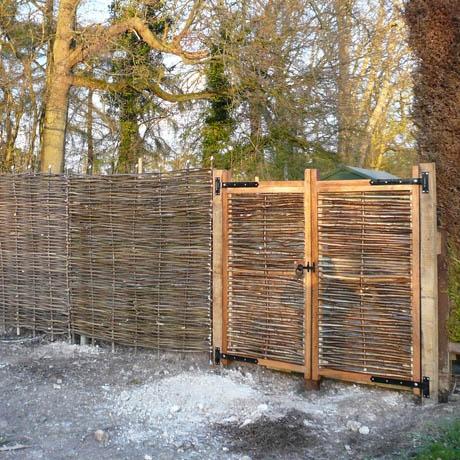 Где купить вороты для дачи типы ворот консольные
